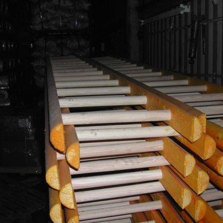 Ladder Reinf. Pole 4m
