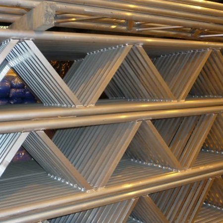 Aluminium Lattice Beams