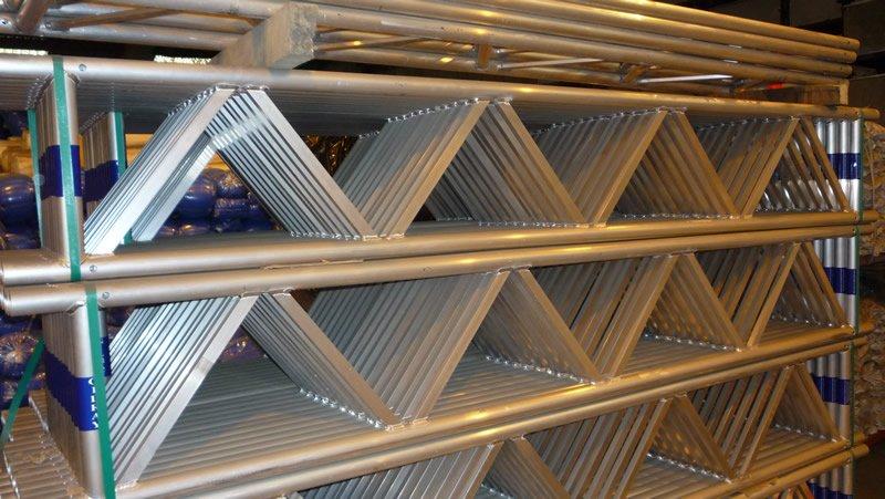 Aluminium Beams 3m 4m 5m 6m Amp 8m Gilray Plant Ltd