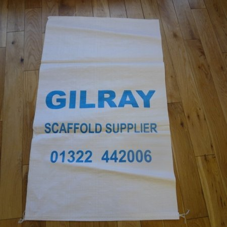 Fitting Sacks - 'Gilray' (10s)
