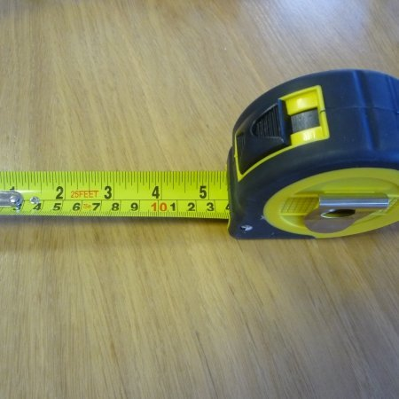 Tape Measure 8m/26ft