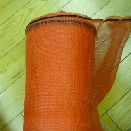 Debris net 2m x 50m Orange 80gms/m2