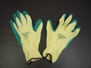 Breathable gloves, available in Size 9, 10 & 11