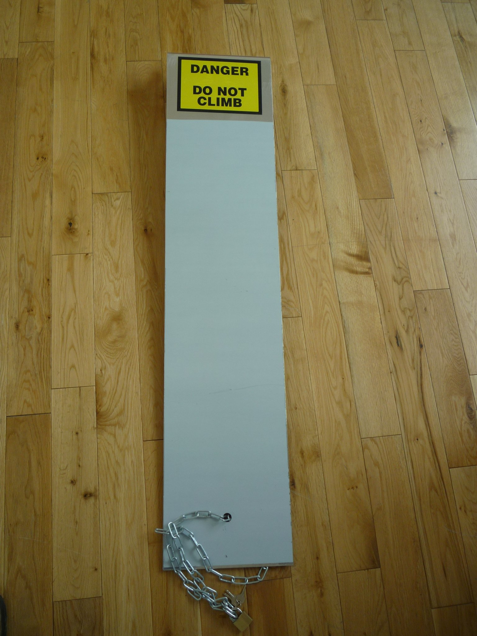 Ladder Guards Gilray Plant Ltd