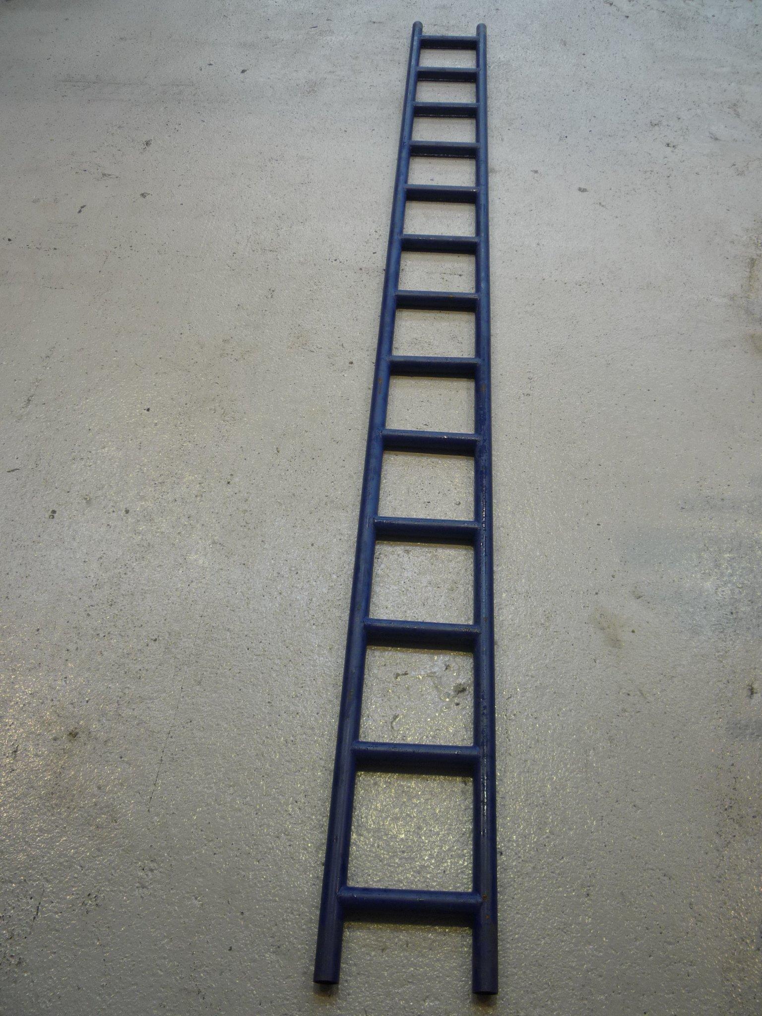 Ladder Beams Painted Gilray Plant Ltd