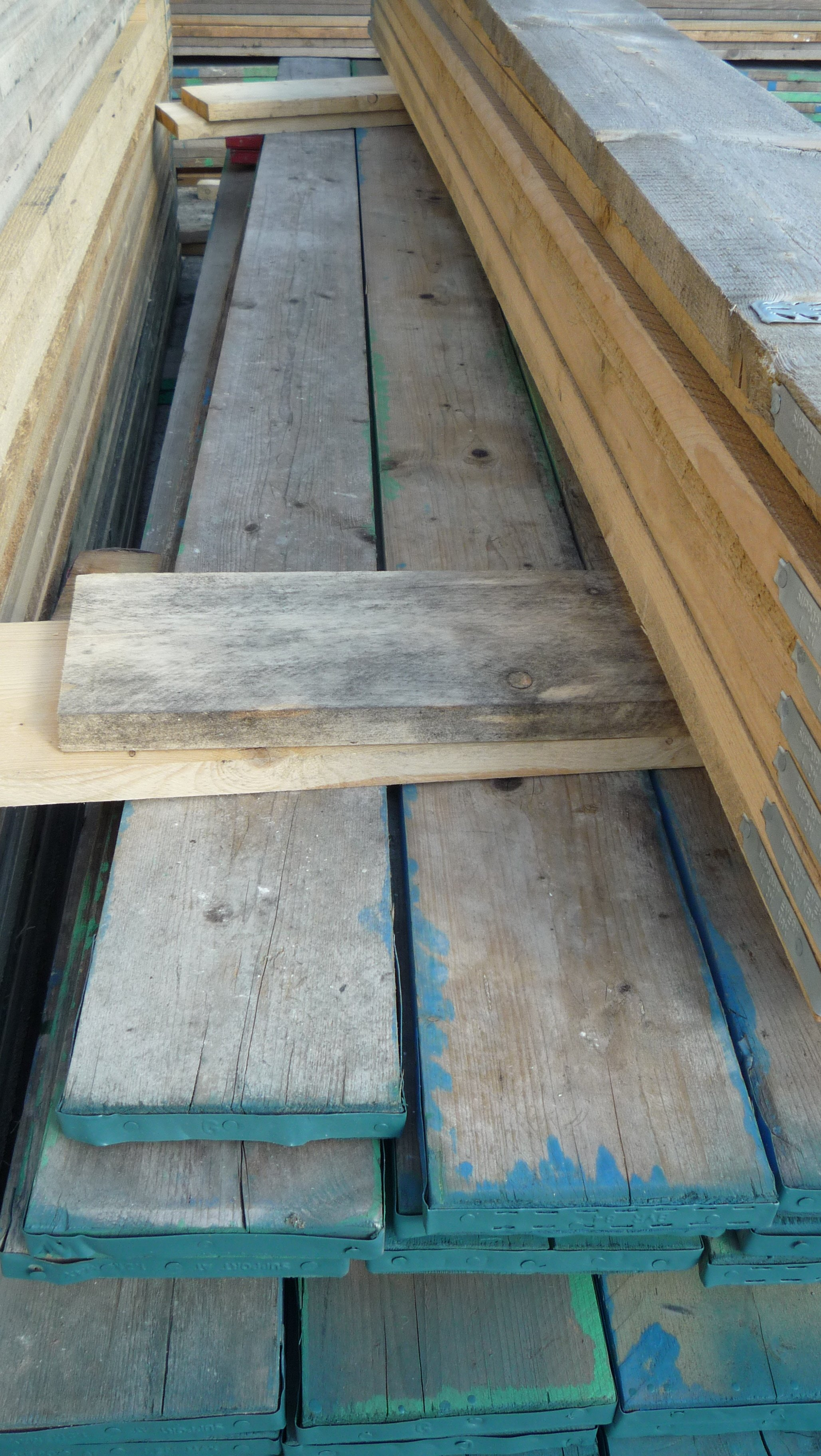Product Scaffolding Boards : Secondhand scaffold boards gilray plant ltd